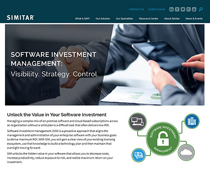 View the Simitar project