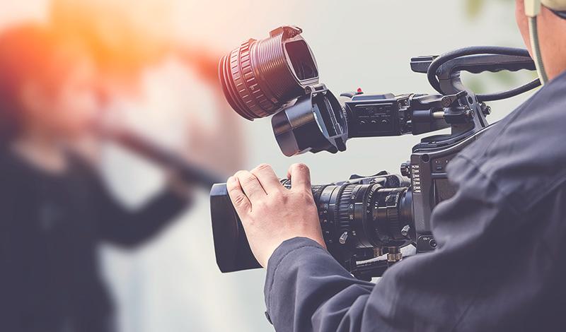 camera shooting video