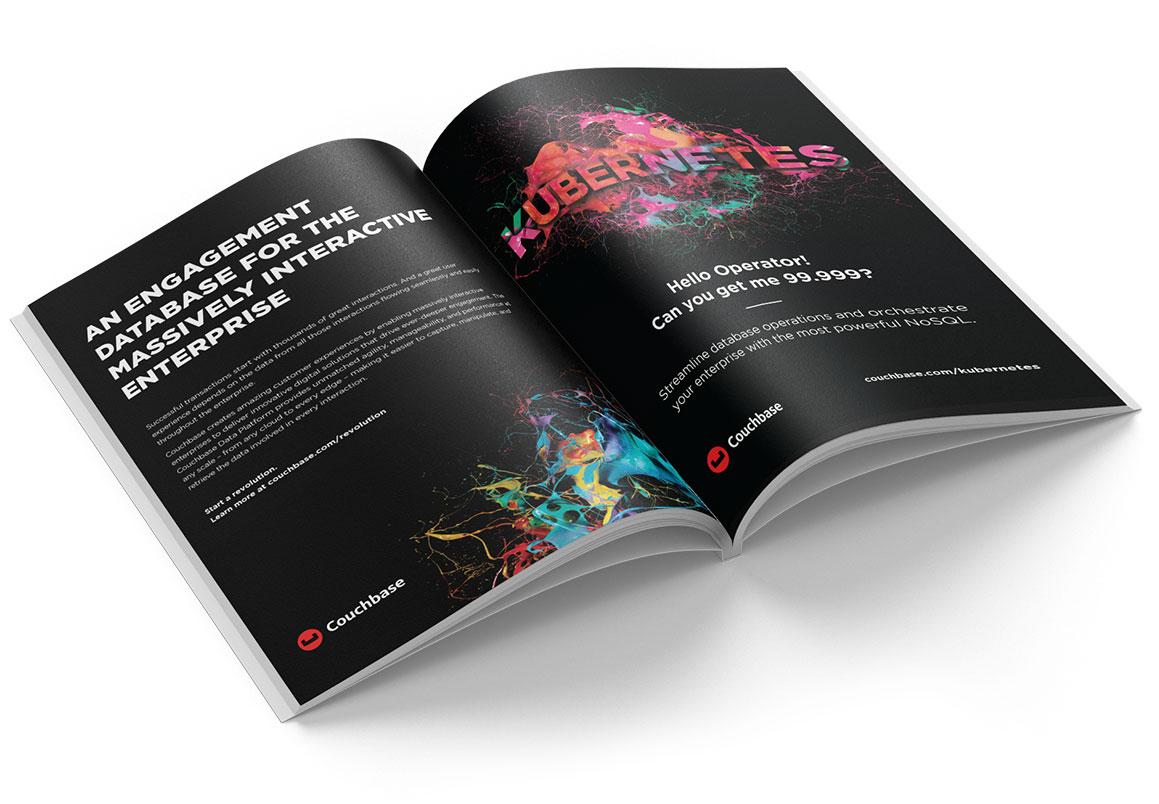 cb magazine spread