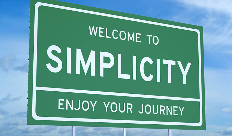 Welcome to Simplicity