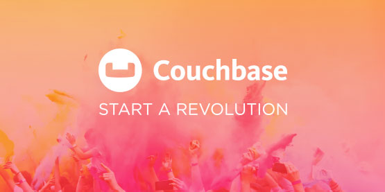 Couchbase Tradeshow Booth Design