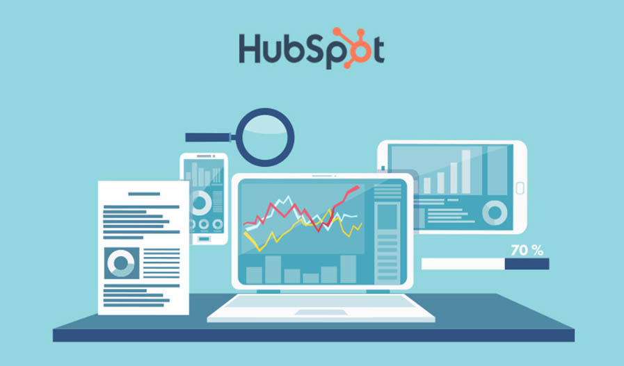 multiple devices using hubspot graphic