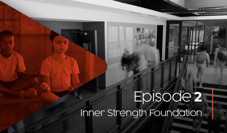 Scrappy Episode 2 - Inner Strength Foundation
