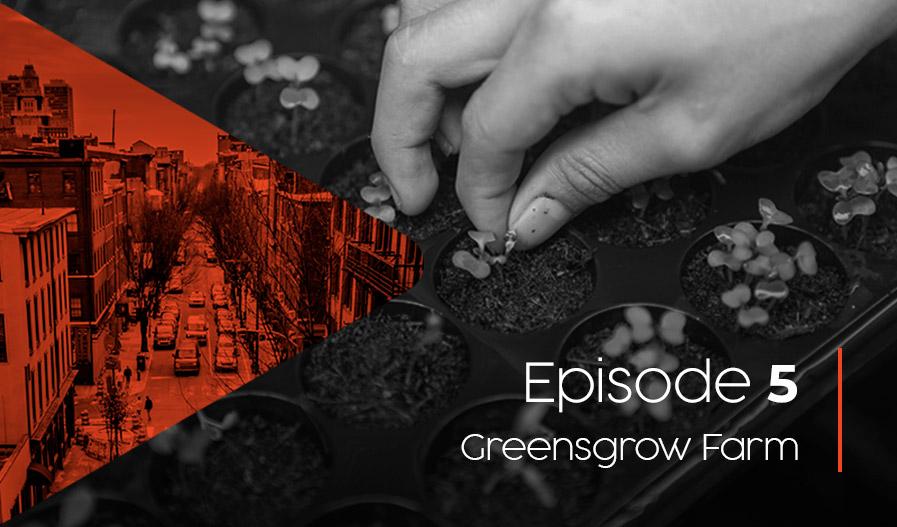 Scrappy Episode 5 - Greensgrow Farm