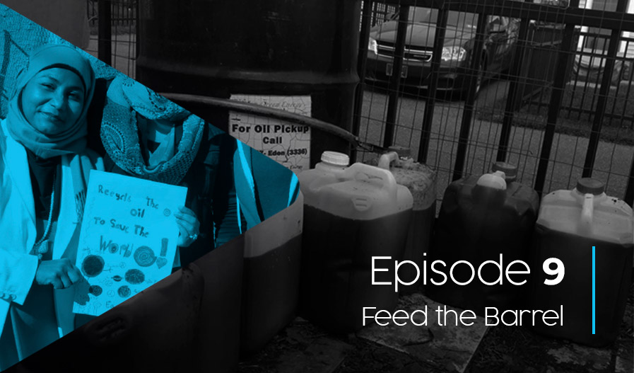 Scrappy Episode 9: Feed the Barrel